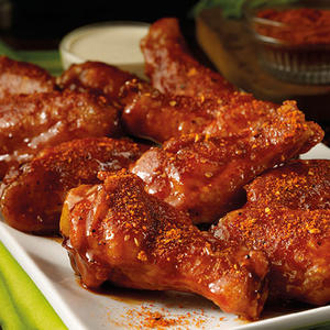 Memphis Spiced Wings